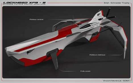 High-Performance Seaplanes