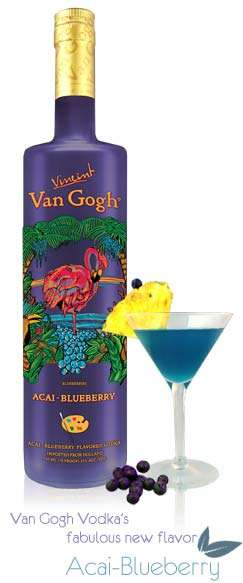 Vincent Van Gogh Vodka