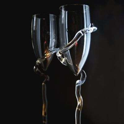 Nature-Inspired Stemware