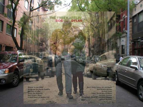 NYC Vinyl Overlay Art