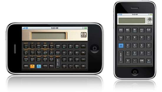 Vintage Calculator Apps