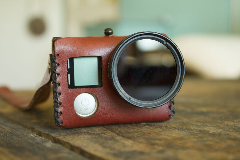 Vintage Action Camera Cases