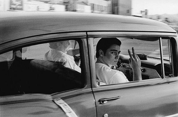 Retro Automobile Photography