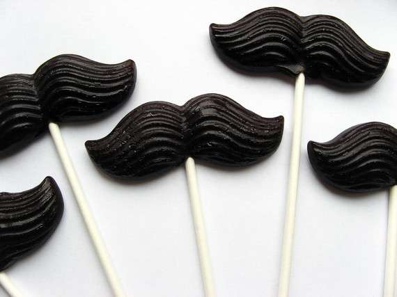 Sweet Mustache Treats