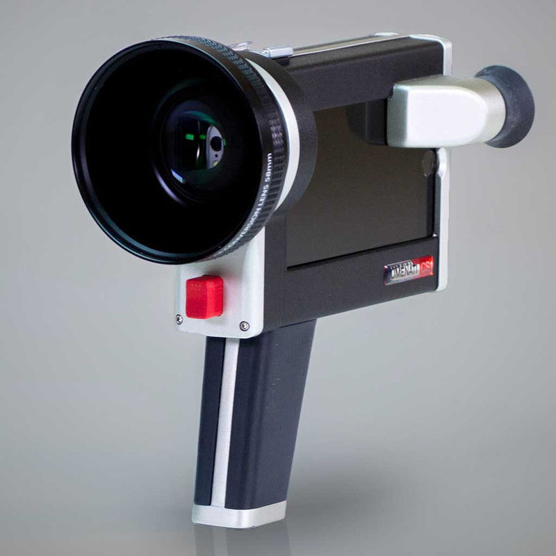Vintage Film Camera Cases