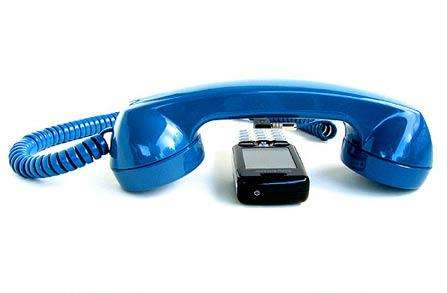 Vintage Handsets for Mobile Phones