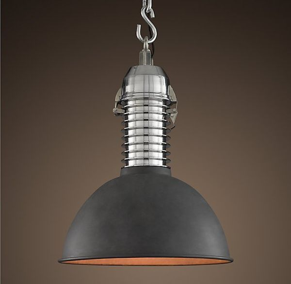 Vintage Industrial Lights