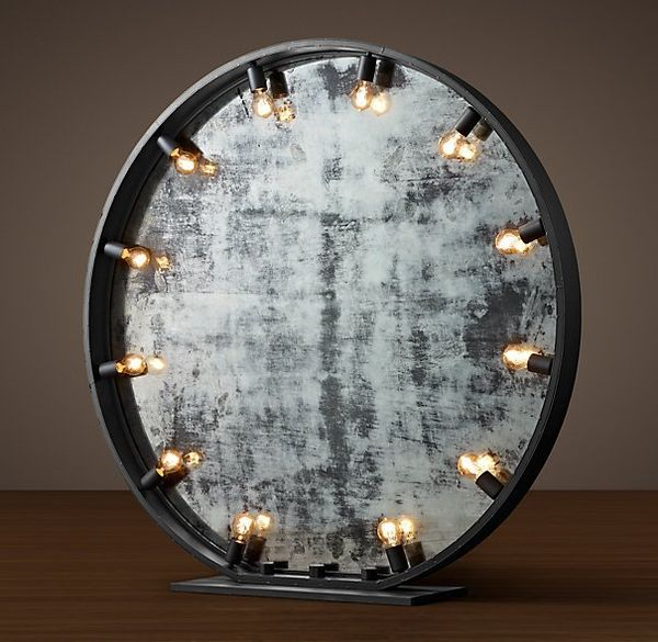 40s-Inspired Vintage Mirrors