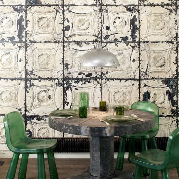 Antiquated Vintage Wallpaper