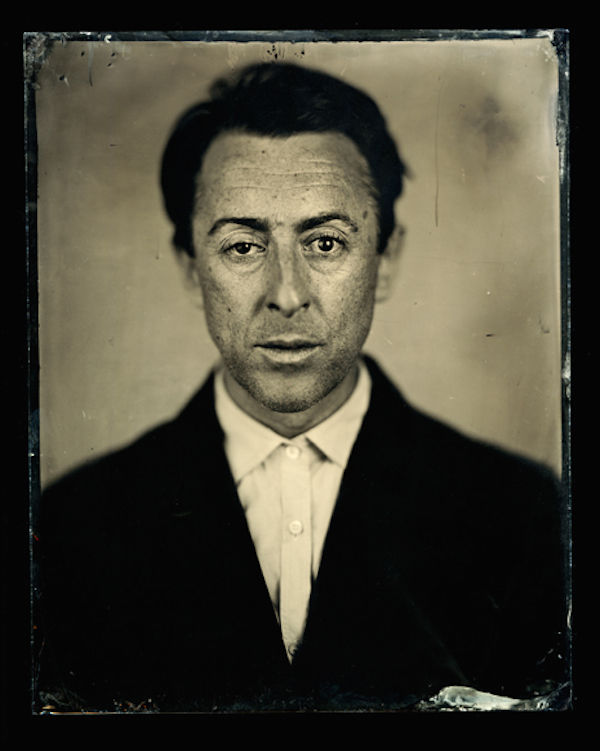 Manipulated Era Portraits
