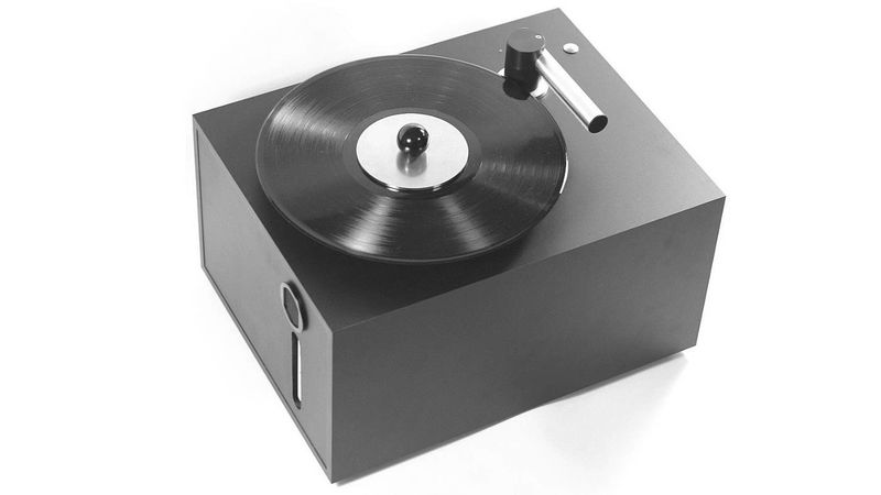 Vinyl Record Washers