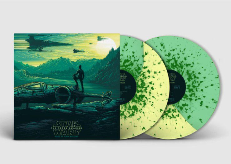 Sci-Fi Vinyl Collectibles
