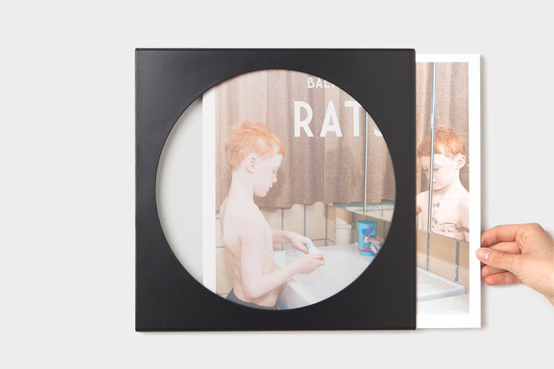 Artistic Vinyl Display Cases