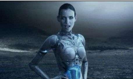 Violent Darwinian Robo Art