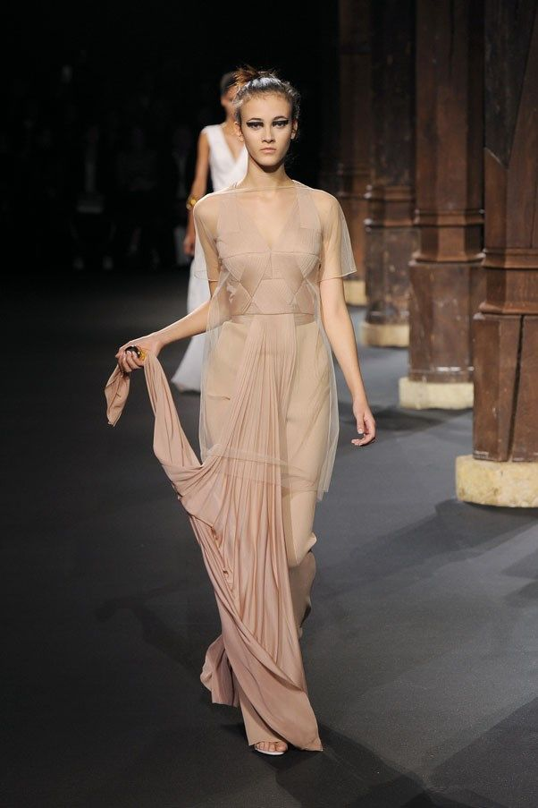 Iconographic Greek Couture