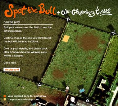 Spot the Bull Ad Campaign