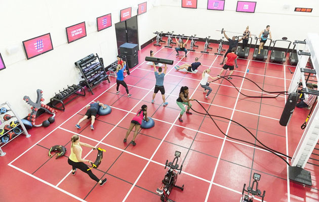 Hyper-Connected Gyms