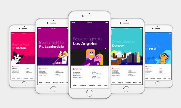 Simplified Travel Apps
