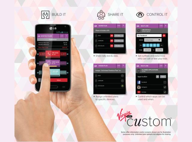 Customizable Phone Plans