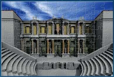Virtual Architecture Puzzles