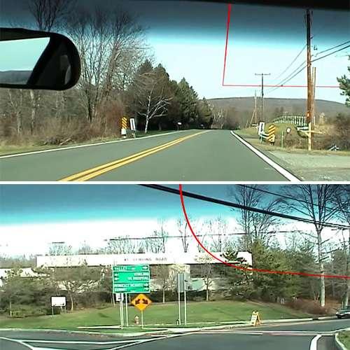 3-D Vehicle Navigation System