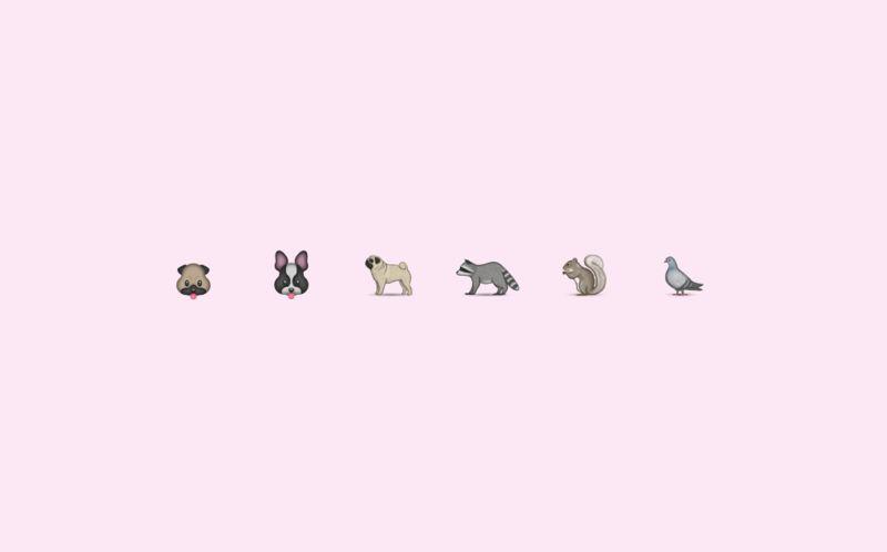 City-Inspired Emojis