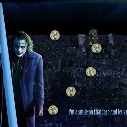 Interactive Dark Knight Promotions
