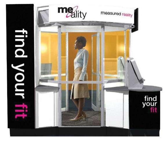 Futuristic Virtual Fitting Rooms