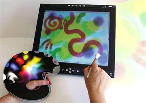 Virtual Painting
