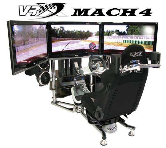 Ultra Real Racing Simulator