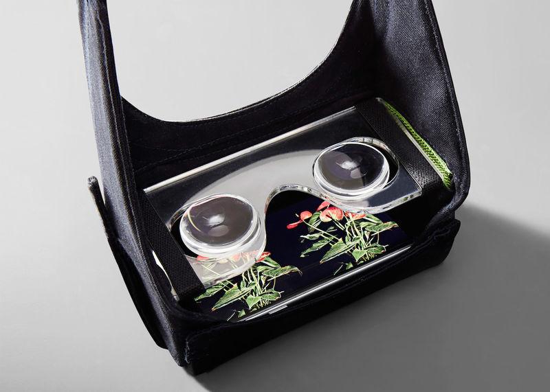 Comfortable Virtual Reality Masks