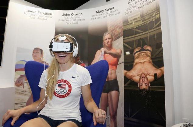 Olympian VR Experiences