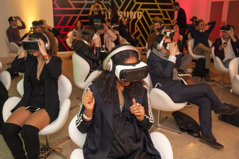 Livestreamed VR Concerts