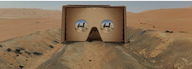 Galactic VR Film Experiences