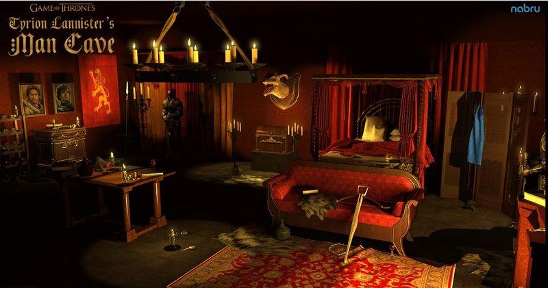 Fantasy Room Simulators
