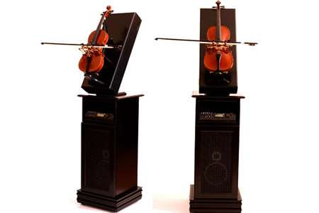 Virtuoso Violin Machine