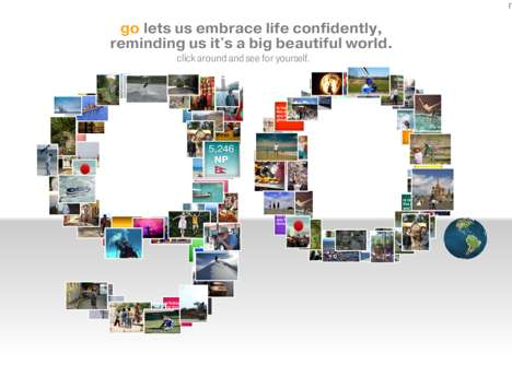 Flickr Credit Card Campaigns