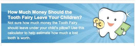 Child Tooth Appraisals