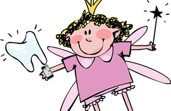 Visa's Tooth Fairy Application