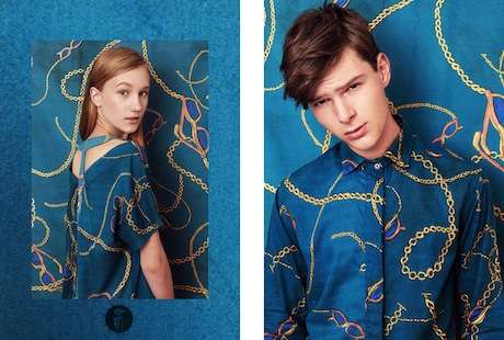 Quirky Camouflaged Lookbooks