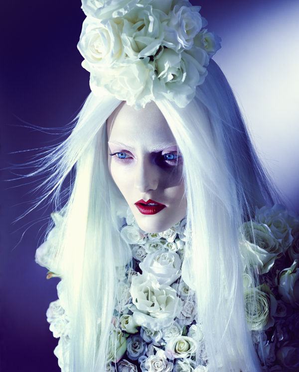 Fairy Princess-Like Editorials