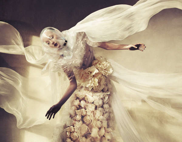 Hauntingly Whimsical Photoshoots