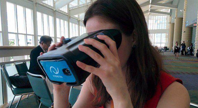 Vision-Corrected VR Screens