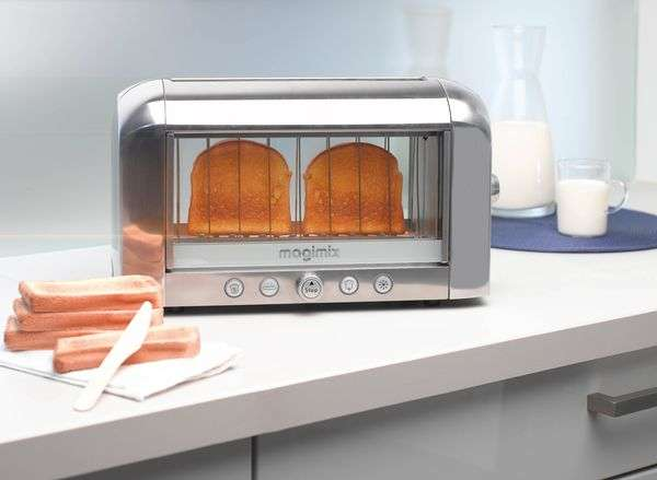 Attention-Grabbing Appliances