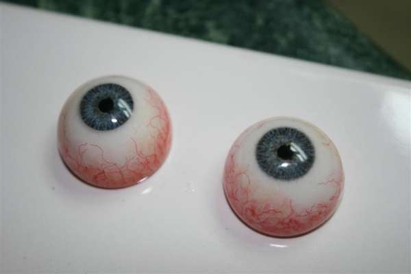 Animatronic Peepers