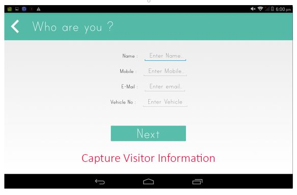 Visitor Management Apps