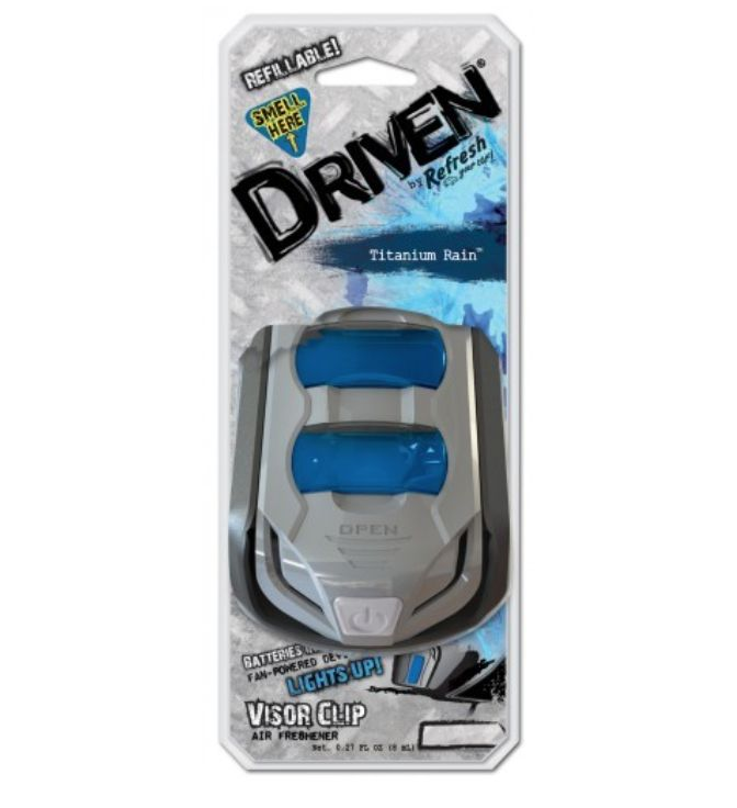 Driven Car Freshener Review