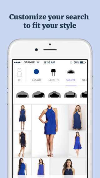 Image-Based Fashion Apps