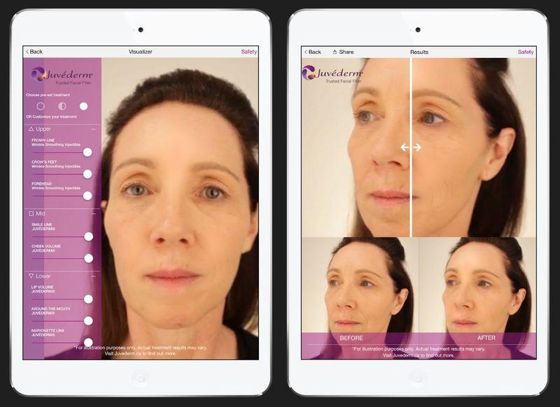Facial Alteration Apps