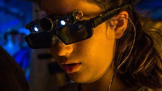 Blind-Assisting Glasses